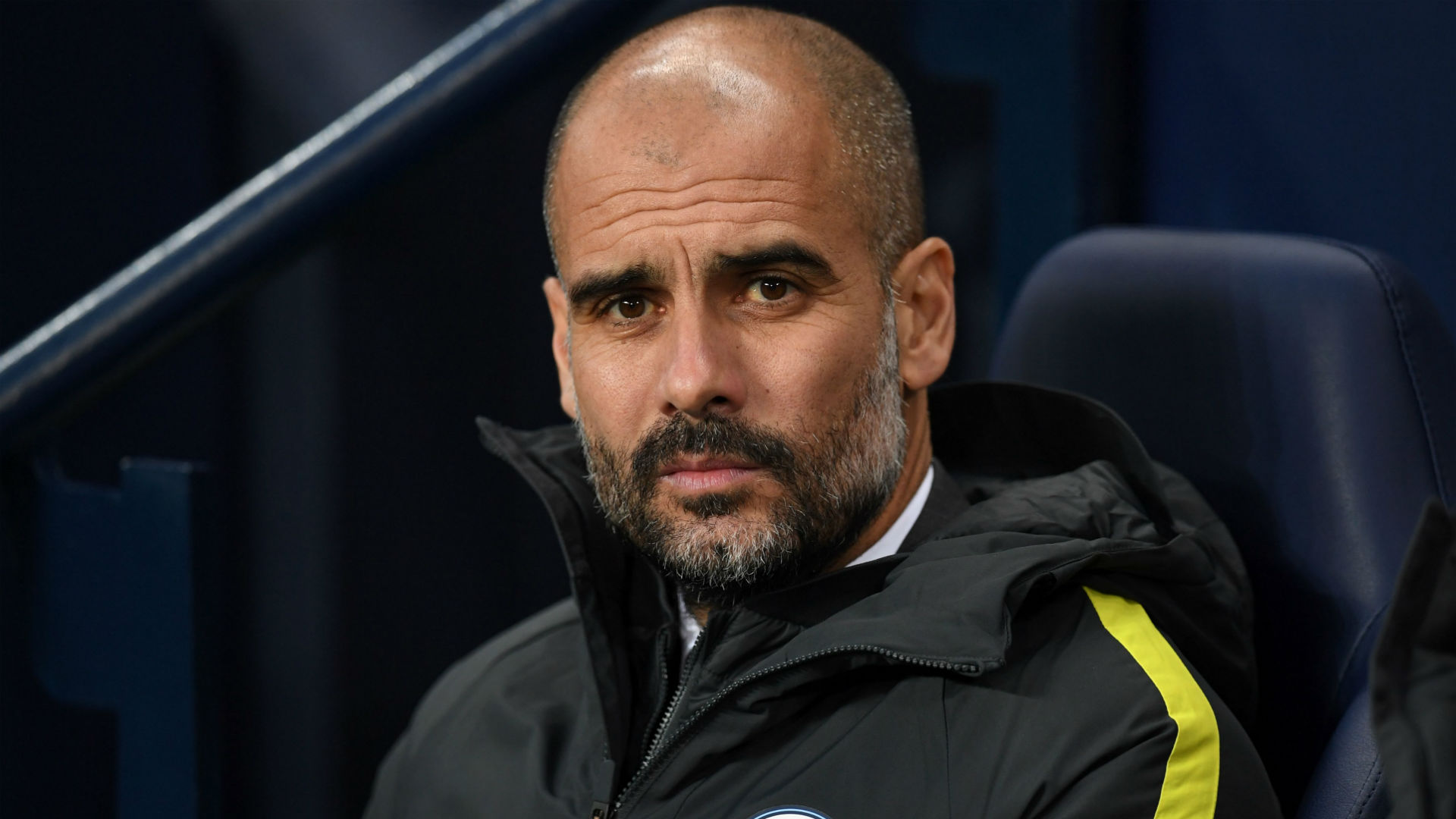 Pep Guardiola Premier League Manchester City v Watford 181216