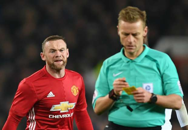 Rooney to miss Everton return