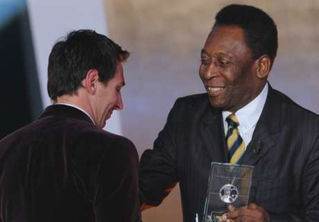 Pele was better than Messi - Pepe
