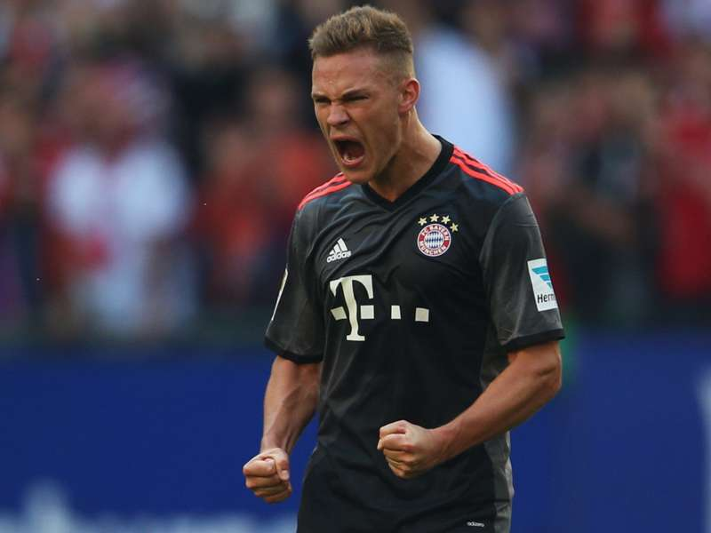 Kimmich: I'm still nothing compared to Neuer, Muller & Alonso