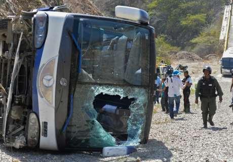 Messi envoie un message aux victimes de l'accident de Huracan