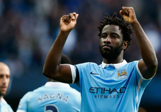 Man City clear-out continues as Bony arrives at Stoke City