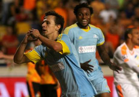CL round-up: Astana make history