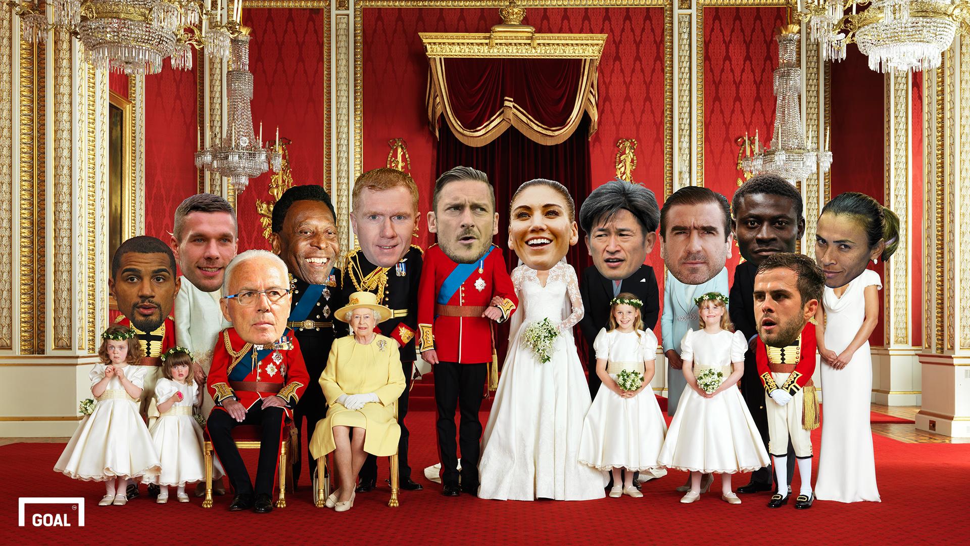 football royal family. Black Bedroom Furniture Sets. Home Design Ideas