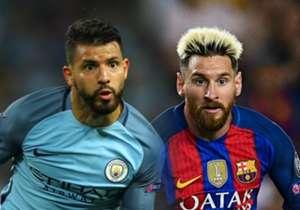 Dari Mauro Icardi hingga Sergio Aguero dan Lionel Messi, inilah deretan pesepakbola Argentina dengan rating tertinggi dalam <i>video game</i> FIFA 17 yang segera diluncurkan akhir bulan ini!