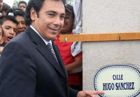 Hugo Sánchez: Quise ser como Luis Aragonés