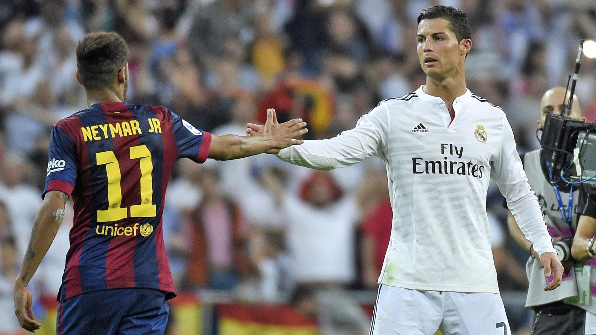 Neymar le gana la batalla comercial a Cristiano Ronaldo
