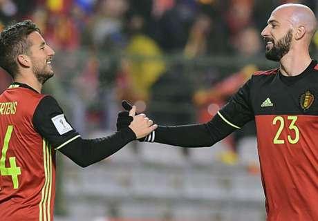 Eliminatórias: 8 gols da Bélgica e mais