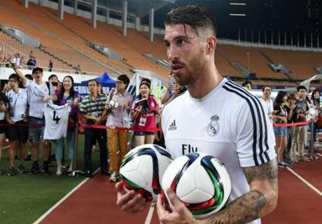 Ramos perfect Madrid captain - Carvajal