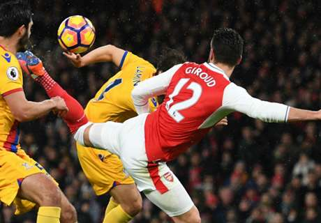 VIDEO - Weergaloze goal Giroud