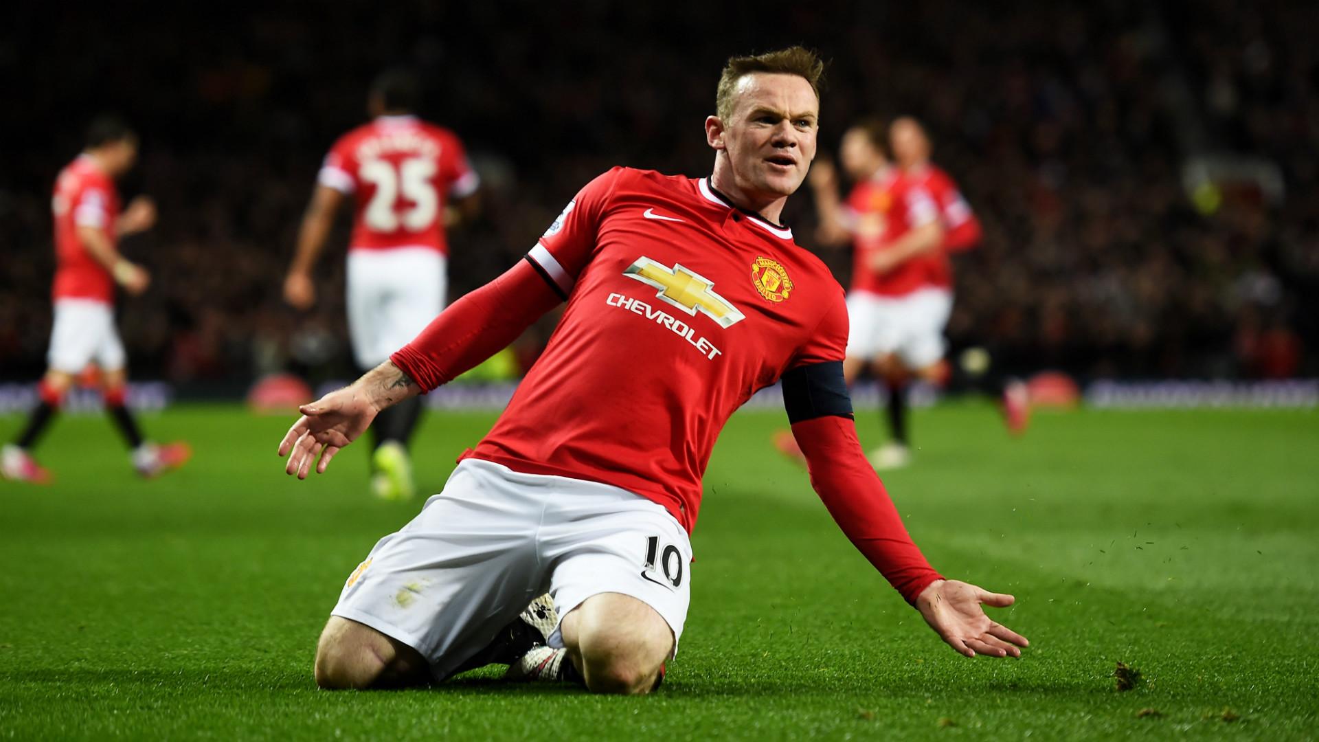 Rooney égale la légende — Manchester United