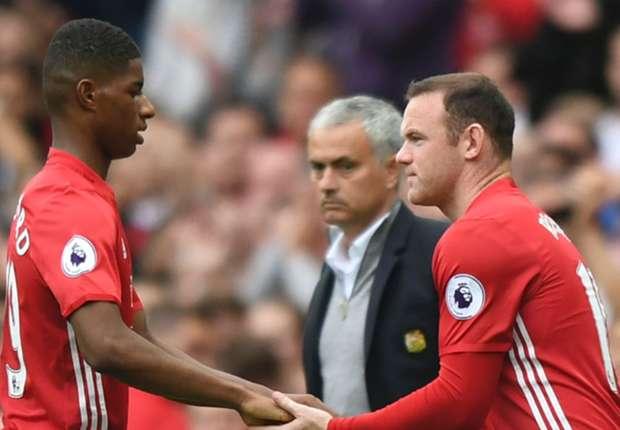 Rooney or Rashford, Martial or Mata? Man Utd's expected line-up vs Liverpool
