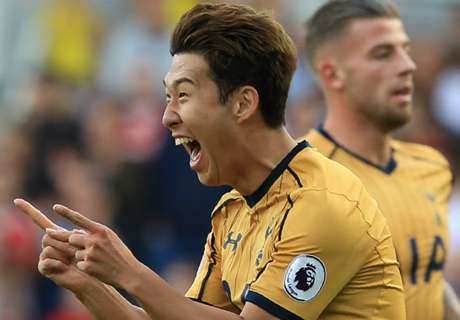 Son shines for Spurs in another win