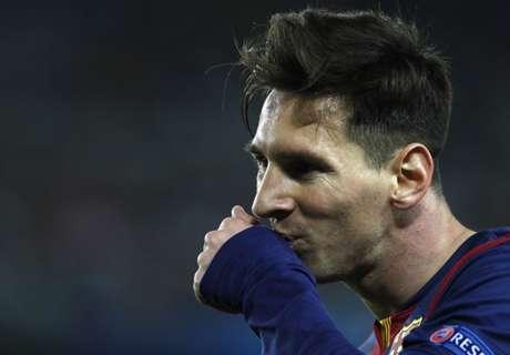 Et soudain, Messi surgit