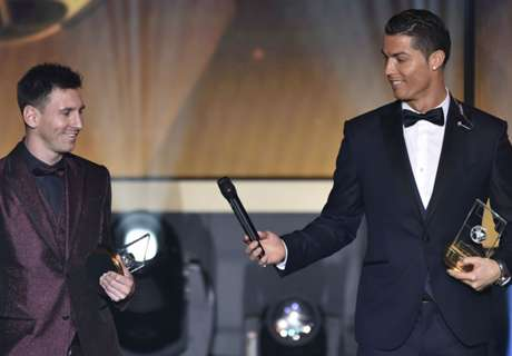Ronaldo: Messi and I are not friends