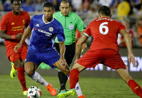 Loftus-Cheek: I looked up to Lampard