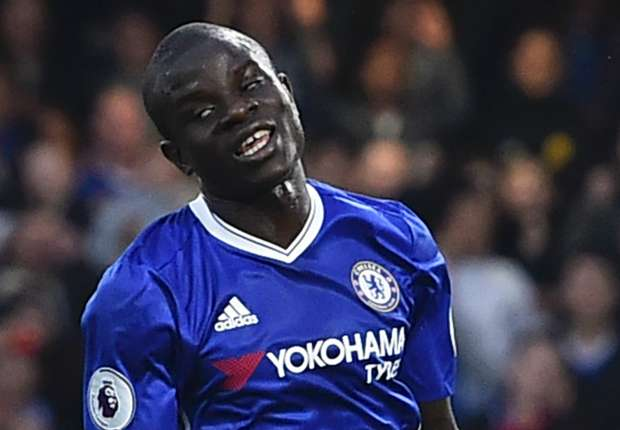 Kante's handled the pressure of Chelsea well, says Conte