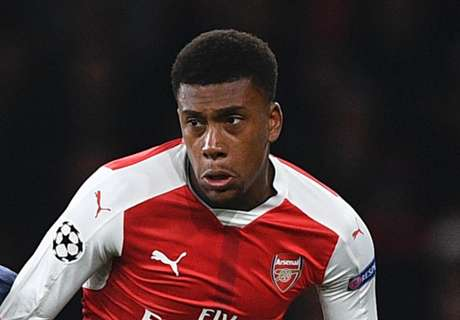 Iwobi: I'm treated like a king in Nigeria
