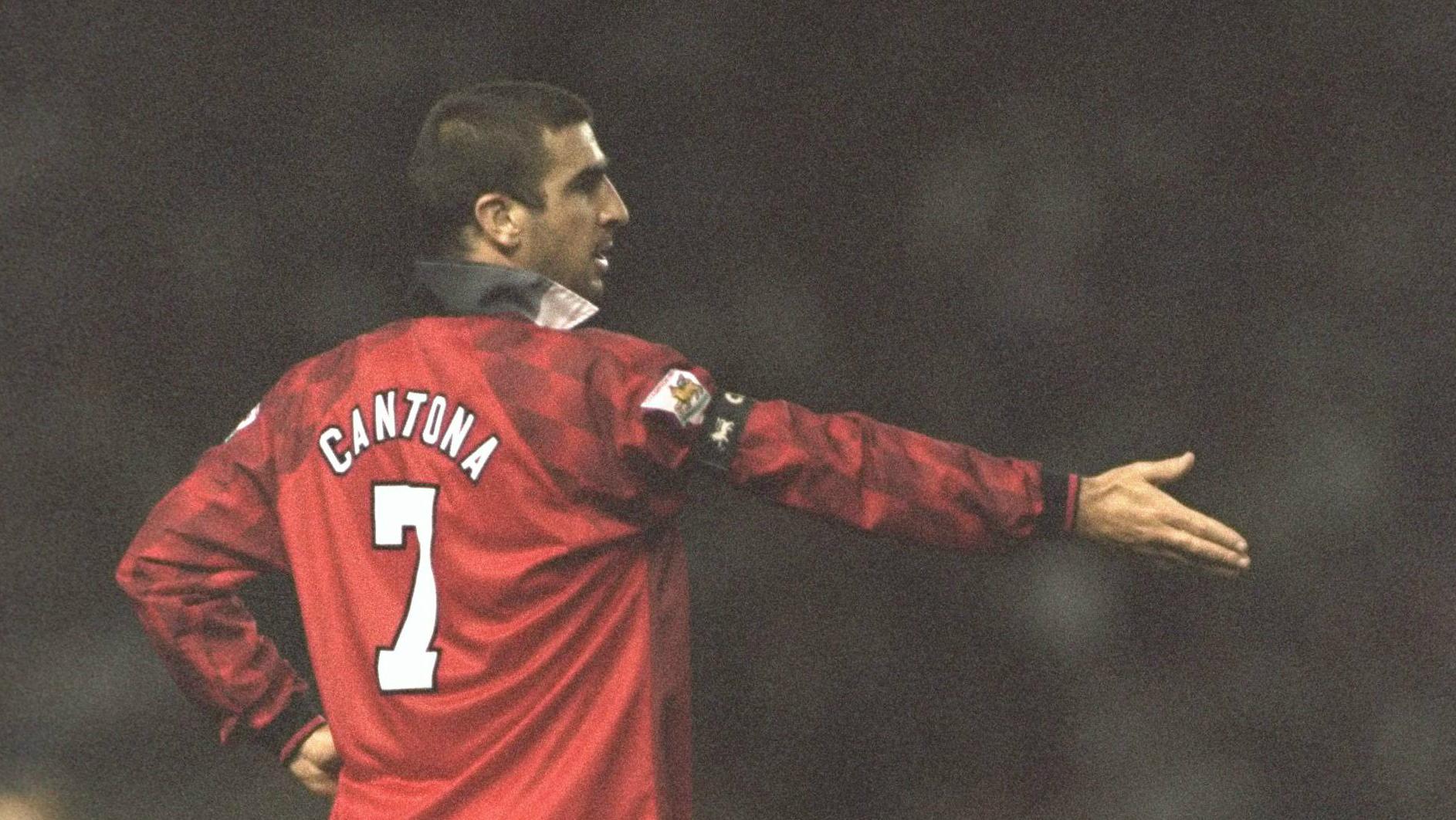 Manchester United, Cantona:
