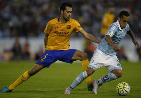 'Barca didn't deserve 4-1 Celta defeat'