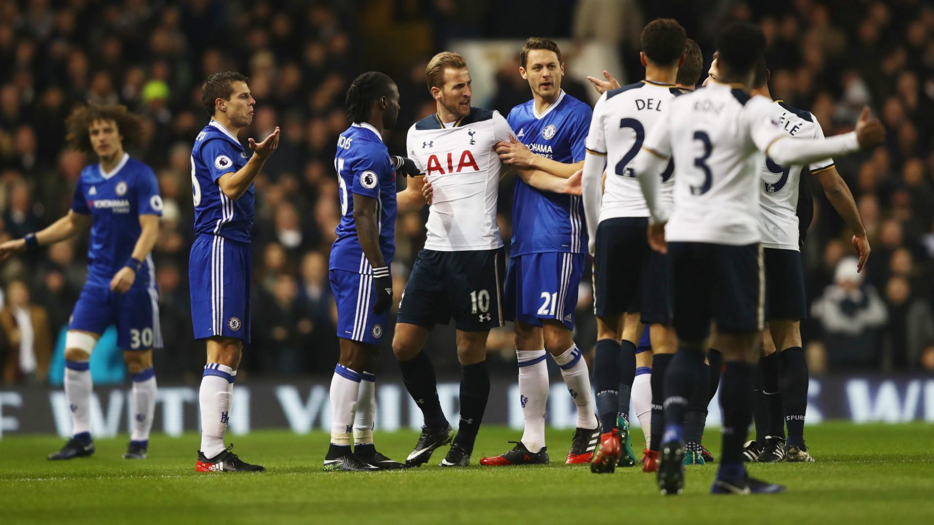 Resultado de imagem para Tottenham Chelsea