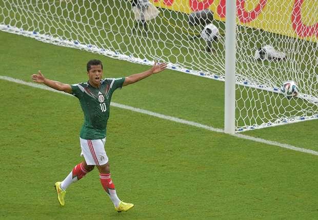 MAN OF THE MATCH Meksiko 1-0 Kamerun: Giovani Dos Santos