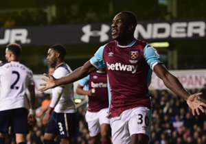 West Ham United have defeated Tottenham Hotspur 14 times in the Premier League; their highest tally of wins against a single opponent in the competition.