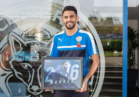 Mahrez: Messi would take my place!