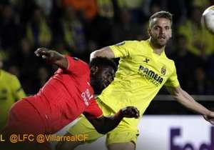 Liverpool mampu meredam serangan Villarreal...untuk saat ini