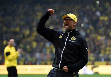 Klopp bids farewell to BVB fans