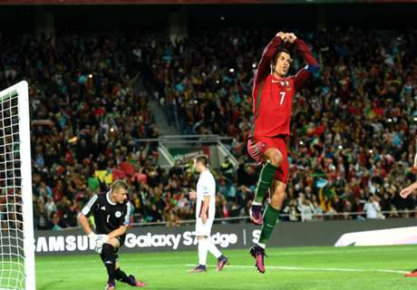 Ronaldo leads Portugal to victory