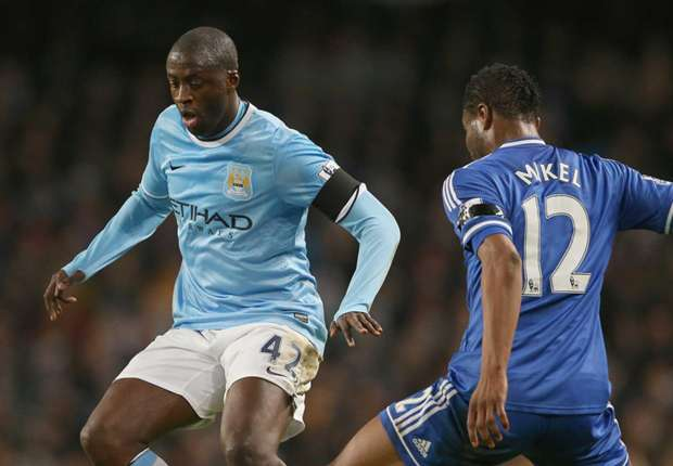 Mikel can replicate Toure's emphatic return to Man City team at Chelsea, says Kalou