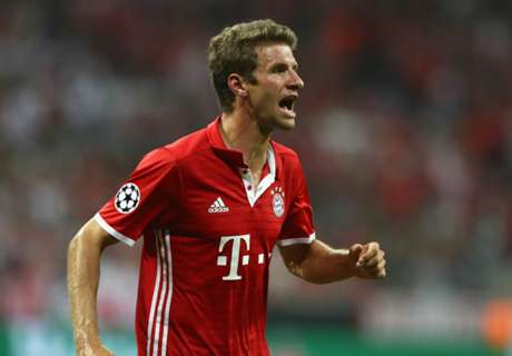 What's wrong with Thomas Muller?