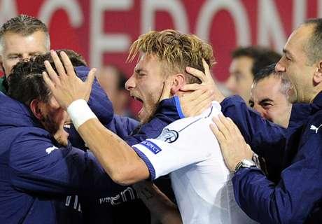 Italy extend superb unbeaten streak