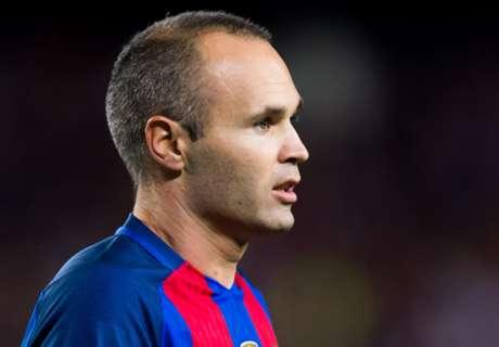 Iniesta cameo gives Barca hope