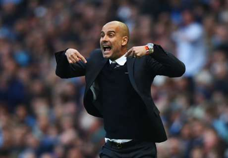 Guardiola gets to grips with PL intensity