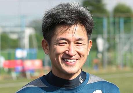 Kazuyoshi Miura: 50-year-old footballer