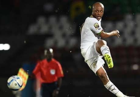 Rwanda-Ghana 0-1 (résumé)