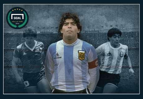 Messi über Maradona: