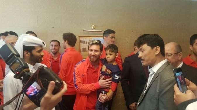 Lionel Messi Murtaza Ahmadi