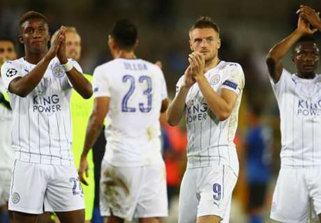 UCL: Leicester 1 x 0 Porto