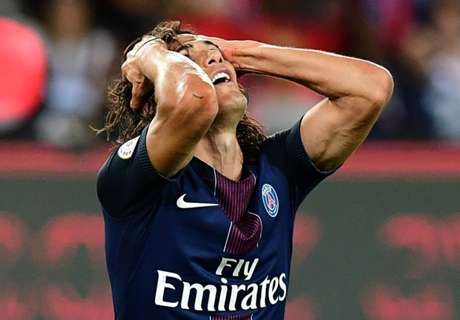 PSG in disarray ahead of Arsenal clash