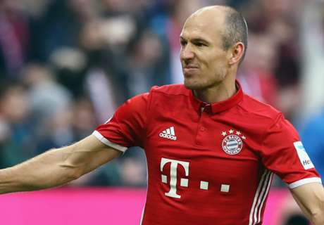 RUMOURS: Robben signs new deal