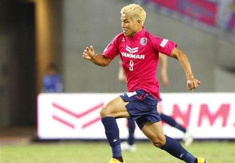 Report: Cerezo 1-4 Kashima Antlers