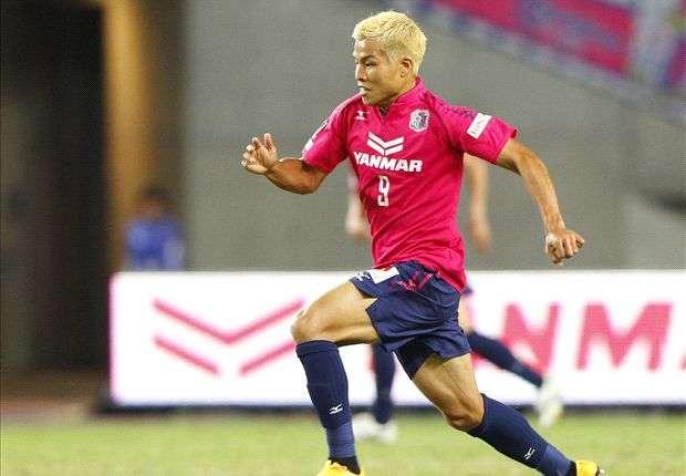Cerezo Osaka harus menelan pil pahit di hadapan pendukungnya usai menelan kekalahan dari Kashima Antlers