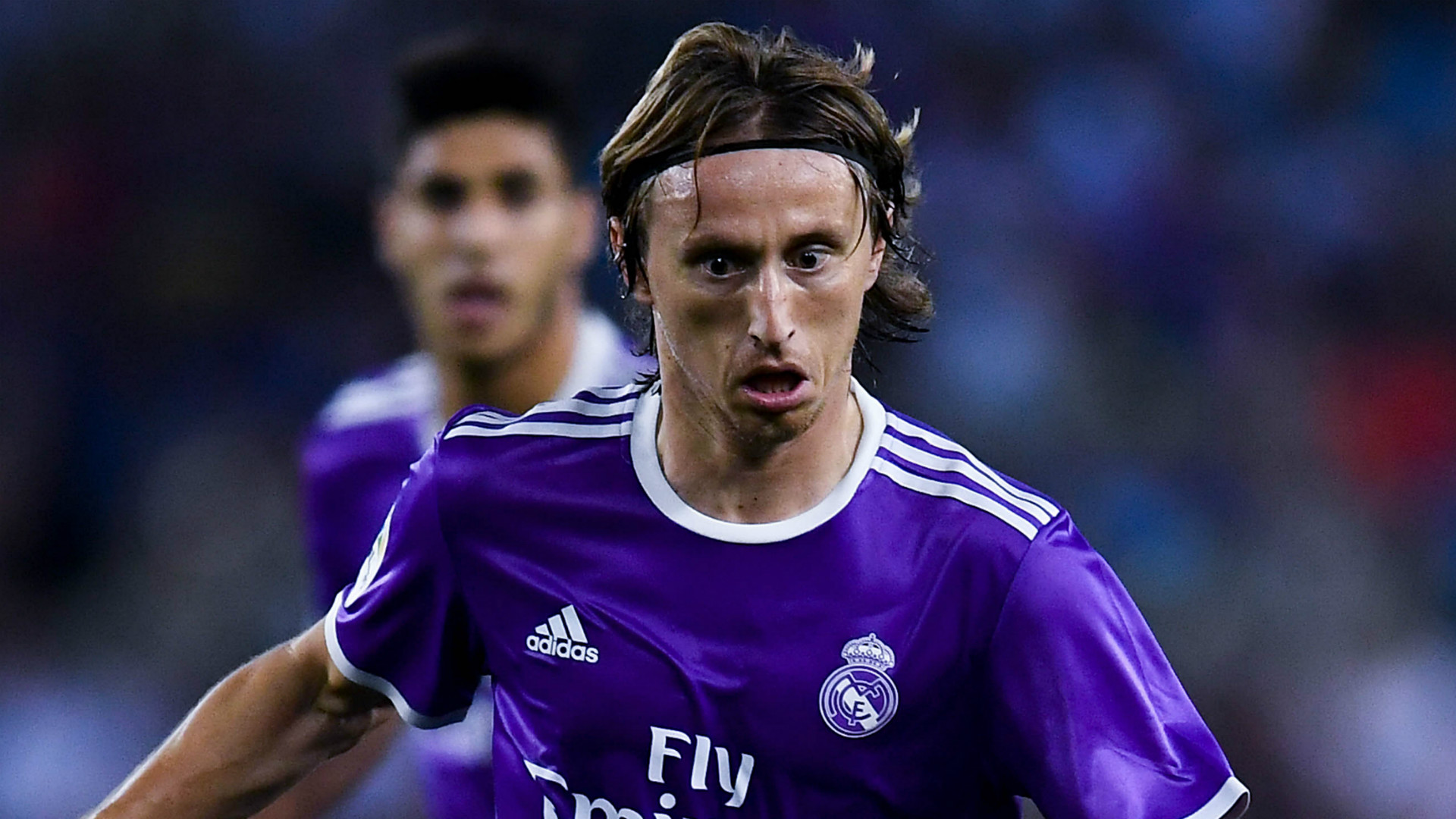 UEFA Team of the Year Luka Modric