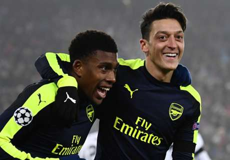 Iwobi: I have to call Ozil my boss!