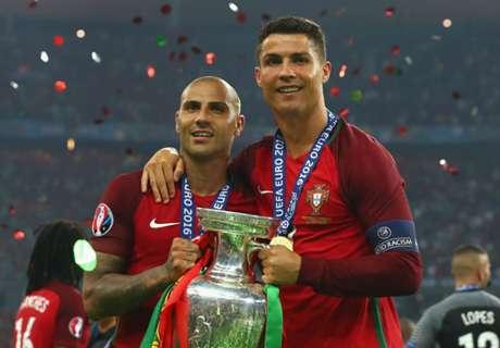 Ronaldo: I woke up with three blondes