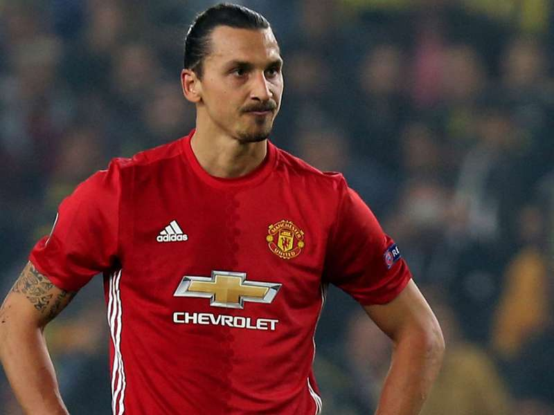 Just one off Messi! Ibrahimovic reaches 50 club goals for 2016
