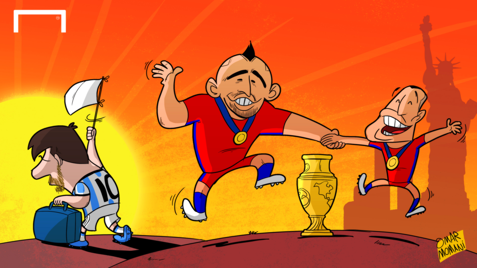 Messi et l'Argentine, une histoire d'amour impossible !